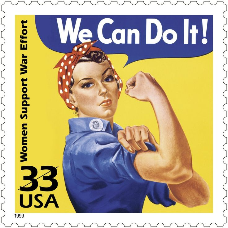 Title VII of the Civil Rights Act of 1964 prohibits discrimination based on race, color, religion, sex, and national origin. The act makes it illegal to discriminate in hiring. Pictured is Rose the Rivieter which empowered women in the work force. Later after this was implemented, it expanded to include affirmation action requirements. As well as this act, states also have their own Civil Rights Acts.