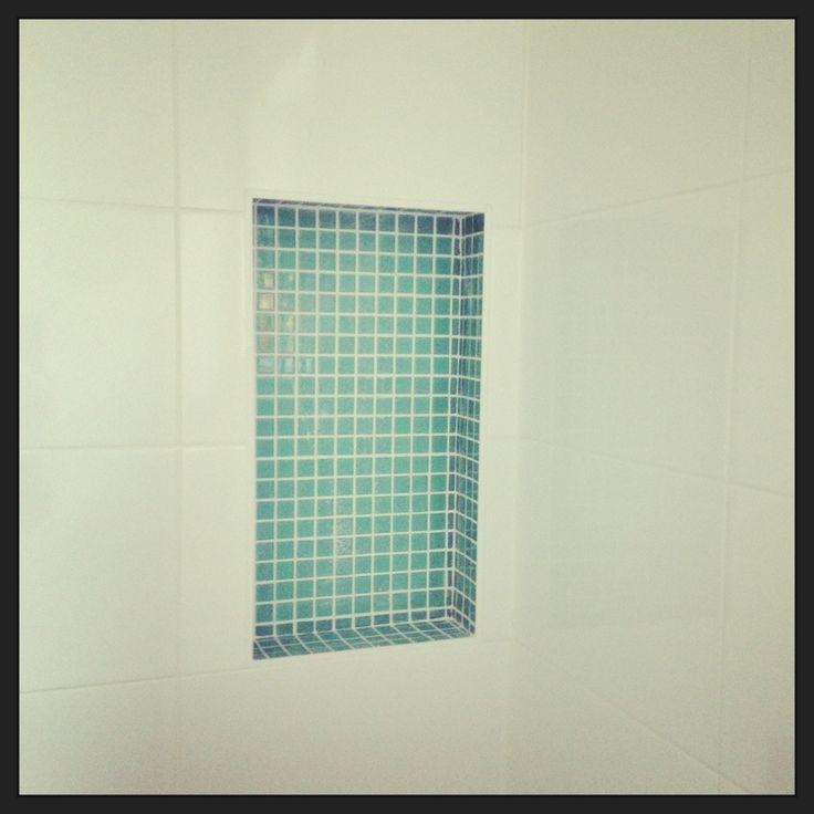 Turkos nisch badrummet