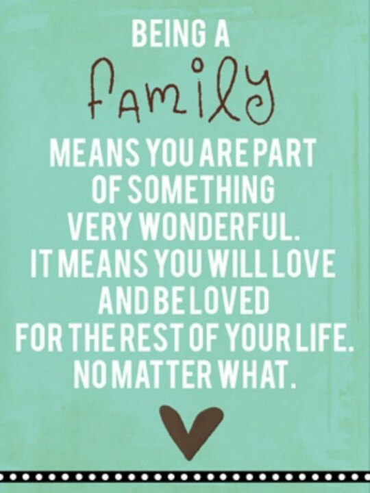 Family Family Together Pinterest Family Quotes Life Quotes
