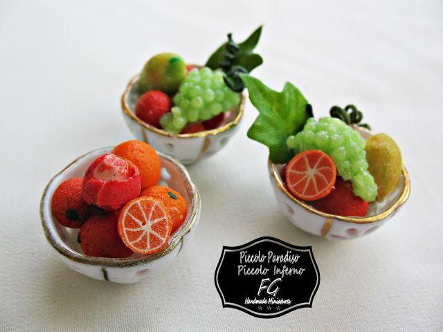 Piccolo Paradiso & Piccolo Inferno FG: Voglia di frutta