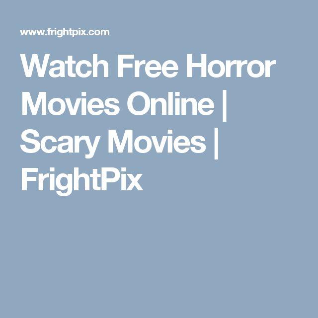 best 25 free horror movies ideas on pinterest free