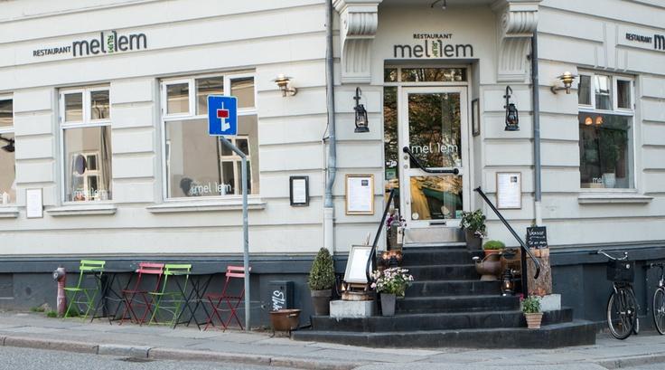 Restaurant Mellemrum i Århus