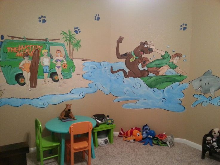scooby doo bedroom mural doo bedroom bedroom murals bedroom ideas doo