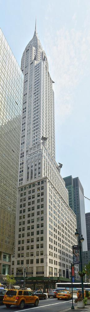 Chrysler Building NYC - Most Beautiful Pictures