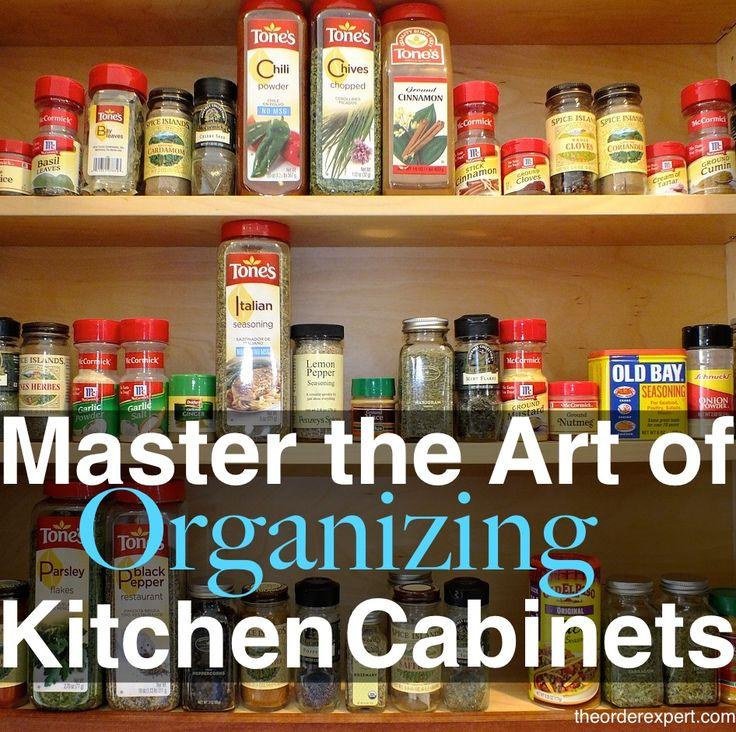 Kitchen Organization Where To Put Everything: 271 Best Images About Kitchen