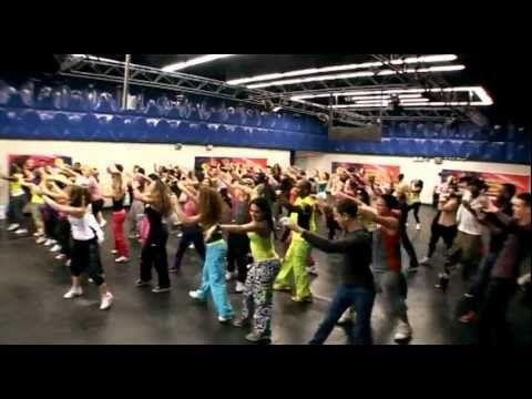 French subway stations meet Zumba® Fitness! #fitness #zumba
