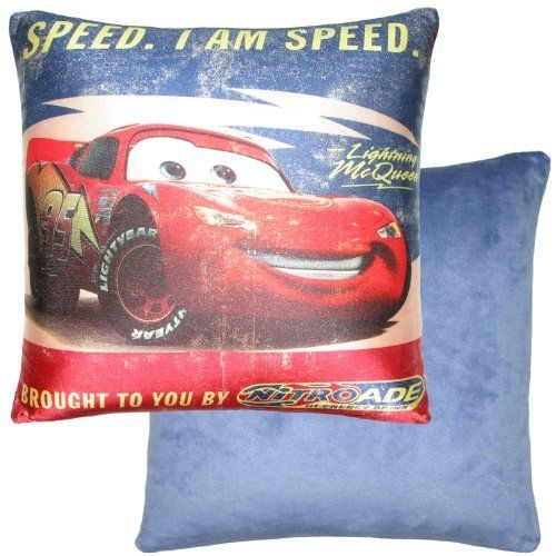 """Disney Cars Microbead Square Pillow - 13"""" Blue by Disney. $6.97. Disney Pixar Cars Micro-Bead 13"""" Square Pillow - Blue. Great for any kids bedroom. 86% polyester/14% spandex. Machine washable. Disney Pixar Cars Micro-Bead 13"""" Square Pillow - Blue."""