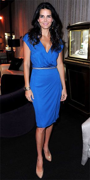 1000  images about Blue and nude on Pinterest | Angie harmon Navy