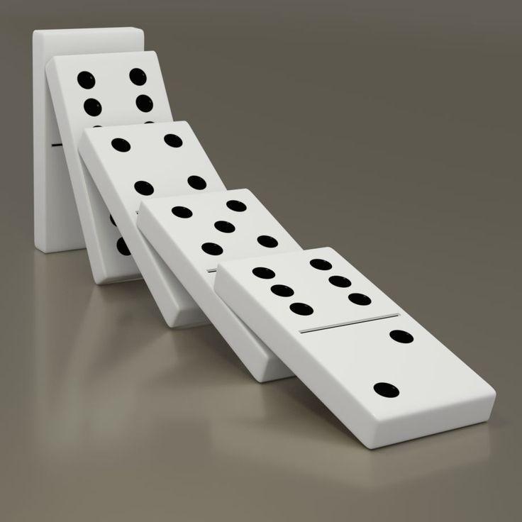 Domino by Vítězslav Koneval