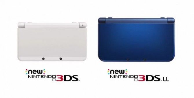 New Nintendo 3DS regional blockade remain in their games