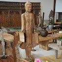 Arte Primitivo: Exhibicion Maderas Exoticas del Mundo Antigüo en Mexico D.F.