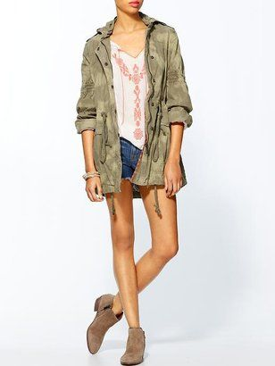 Free People Festival Anorak