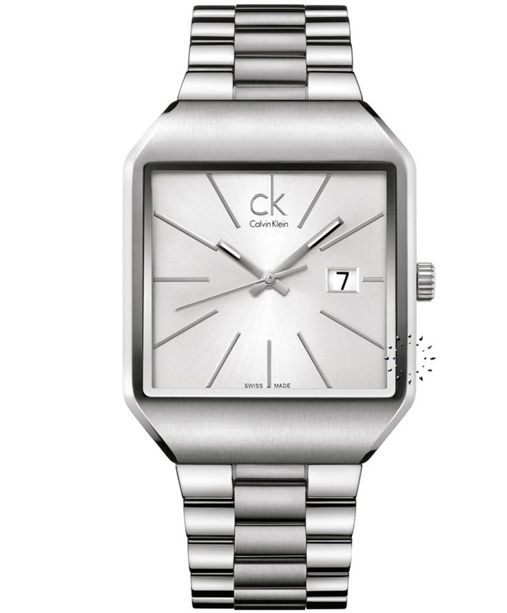 CALVIN KLEIN Gentle Stainless Steel Bracelet Τιμή: 298€ http://www.oroloi.gr/product_info.php?products_id=31841
