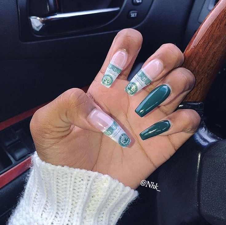 Best 25+ Ghetto nails ideas on Pinterest | Royal blue ...