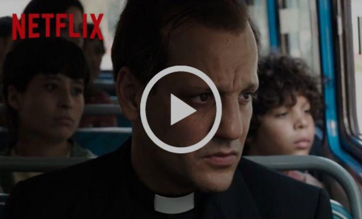 "#Series  #Netflix estrena miniserie biográfica del Papa: ""Llámame Francisco"""