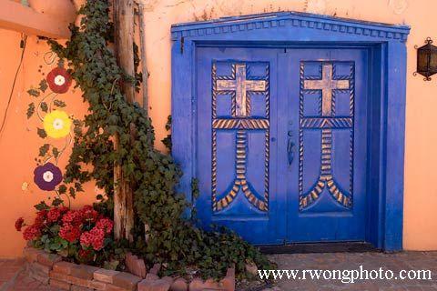 Old Town  Albuquerque, New Mexico: Southwestern Architecture, Adoor Doors, Blue Doors, Mexico Style, Old Town, Town Albuquerqu, Mexico Doors, Albuquerqu Nm, Albuquerqu Doors