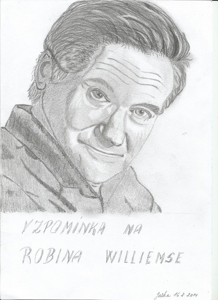 kreslení tužkou - portréty