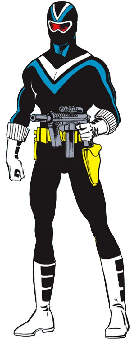 Vigilante II - DC Comics - Adrian Chase - Character Profile. New lead for our very old notes at http://www.writeups.org/fiche.php?id=544 .