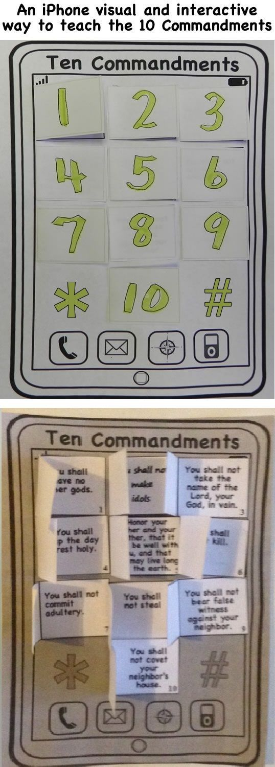 145 best sunday ten commandments images on pinterest