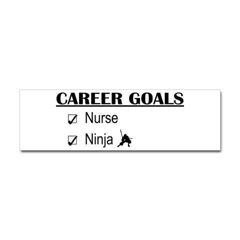 professional goals for nurses My professional long term goal is obtaining my masters degree in nursing and teaching in a nursing program the master's in nursing degree will give me the background, skills and superior training to offer high-quality nursing care in a specific area, for instance advanced clinical training or research.