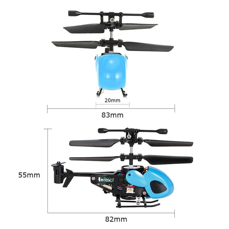 QS QS5012 2CH Micro Infrared Helicopter RC Drone Aircraft for Sale Online Array | Tomtop