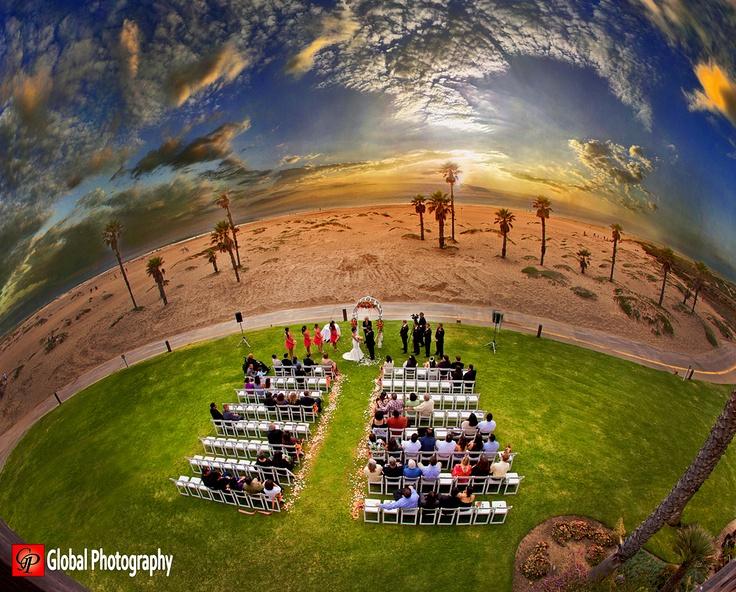36 best Beachfront Weddings images on Pinterest | Mandalay, Beach ...