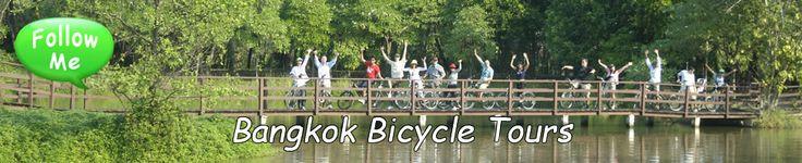 Follow Me Bangkok Bike Tours! The only way to cycle Bangkok!