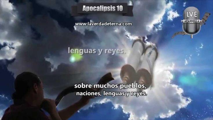Apocalipsis 10 - El Ángel y el librito - LVE Acappella