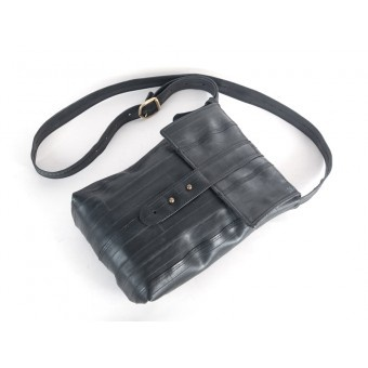 Cool bags made from bike inner tubes