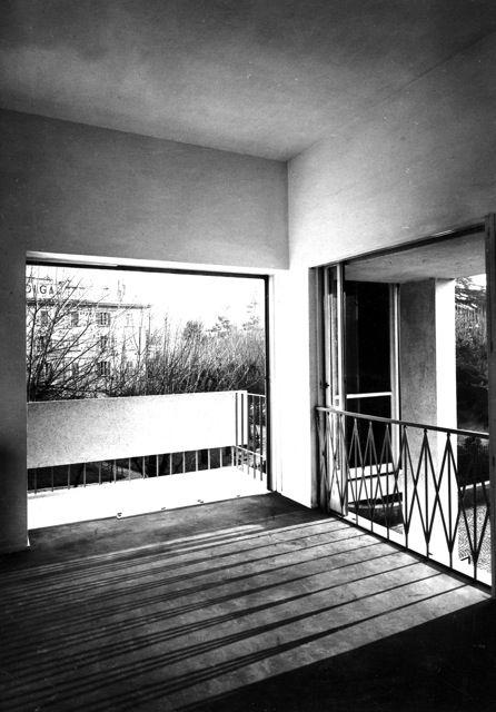 Casa d'affitto a Cernobbio,1938-1939 by Cesare Cattaneo