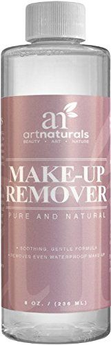 From 8.47:Artnaturals Natural Oil-free Makeup Remover - Cleansing Cosmetics  For Face - 236 Ml