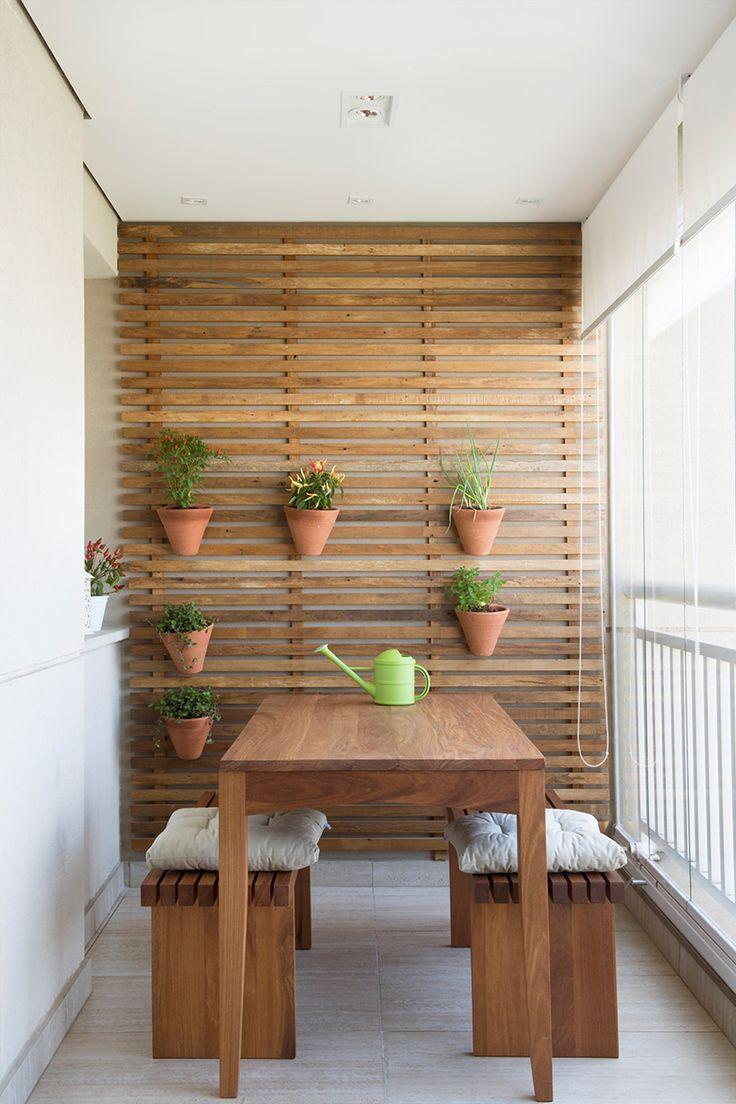 ideias para jardim em apartamento:REFORMA DE APARTAMENTO MORUMBI