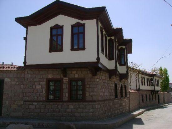 Eski Ankara Evleri/TÜRKİYE