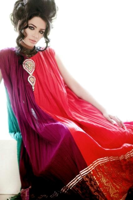 Pakistani Casual wear collection 2012