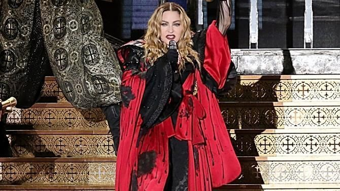 Madonna Denies She Performed Drunk, Blasts Jack White For Being Too 'Laid Back' During Show
