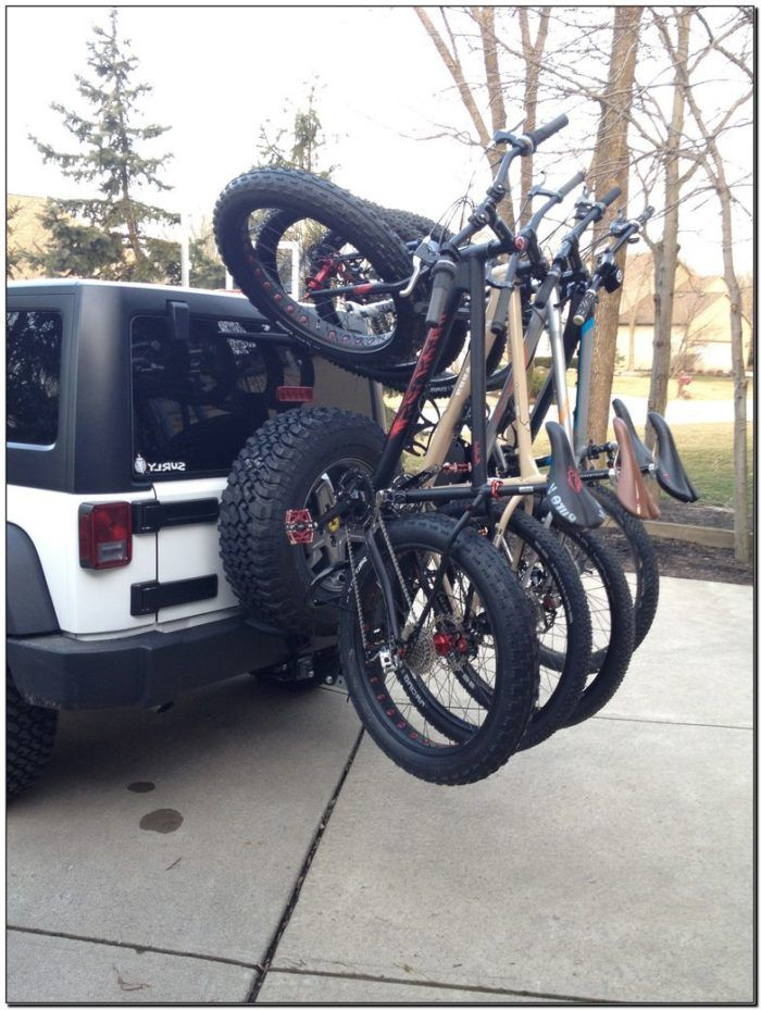 4 Bike Rack For Jeep Wrangler 4 Bike Rack Jeep Wrangler Bike Rack