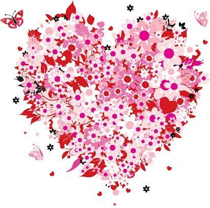 98 best HEARTS.. images on Pinterest | Invitations, Watercolor ...