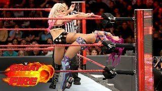 WWE GBOF: Sasha Banks Vs. Alexa Bliss (RAW Women's Title Match) - WrestlingInc.com http://www.wrestlinginc.com/wi/news/2017/0709/627947/wwe-gbof-sasha-banks-vs-alexa-bliss-raw-women-title-match/?utm_campaign=crowdfire&utm_content=crowdfire&utm_medium=social&utm_source=pinterest