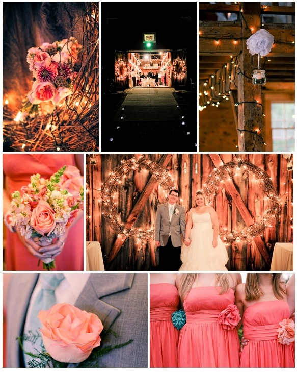 Sparkle & Hay Wedding Blog: Inspirations for a Rustic Chic Wedding