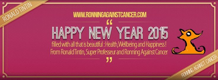 Never never Give Up and be positive ! Health, Wellbeing and Fitness : Ronning Against Cancer's progression long run (17.5 km in 1h14') on Sunday morning, January 18th 2015 !!! Great motivation and wellness to support the fight against breast cancer and Cancer Awareness !!!