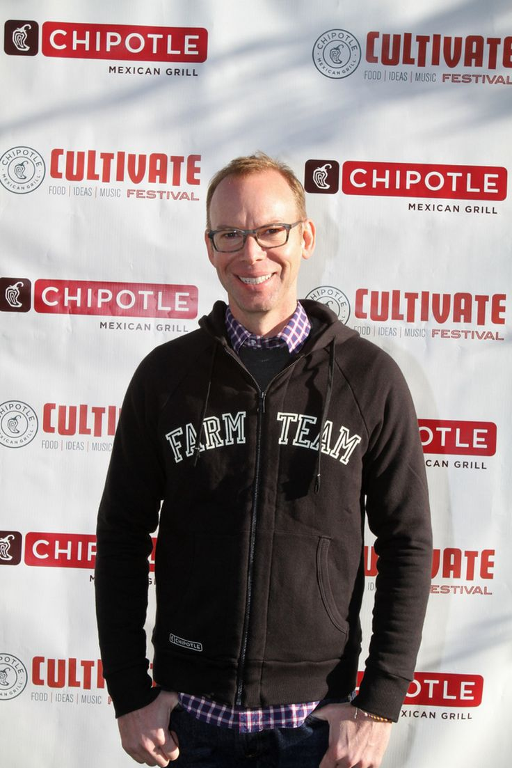 Chipotle Founder Steve Ells
