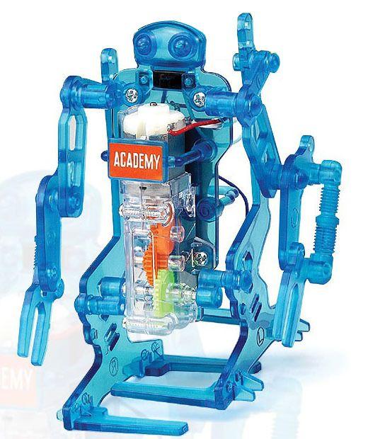#NEW #WALKING #ROBOT 2 ROBOT #GEAR BOX ROBOT #18100 #ACADEMY #EDUCATION KIT http://www.stylecolorful.com/new-walking-robot-2-robot-gear-box-robot-18100-academy-education-kit/