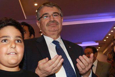 """Şahin: Güvenlik güçlerinin kaderinde şehitlik var - İçişleri Bakanı İdris Naim Şahin, şehit yakınları ve gazilerle, iftar yemeğinde biraraya geldi; terörle mücadelede kararlılık mesajı verdi. Şahin, """"Hiç istenmese de güvenlik güçlerinin kaderinde şehitlik var"""" dedi"""