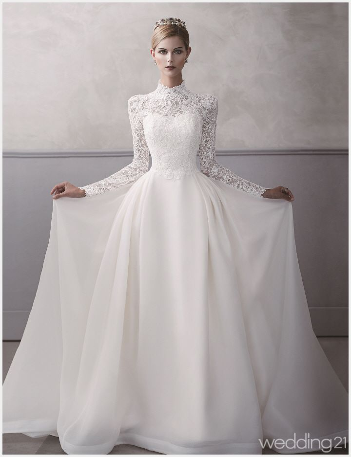 [Wedding Dress] Essentially the most elegant bridal look of Wedding ceremony Muse, Kelly