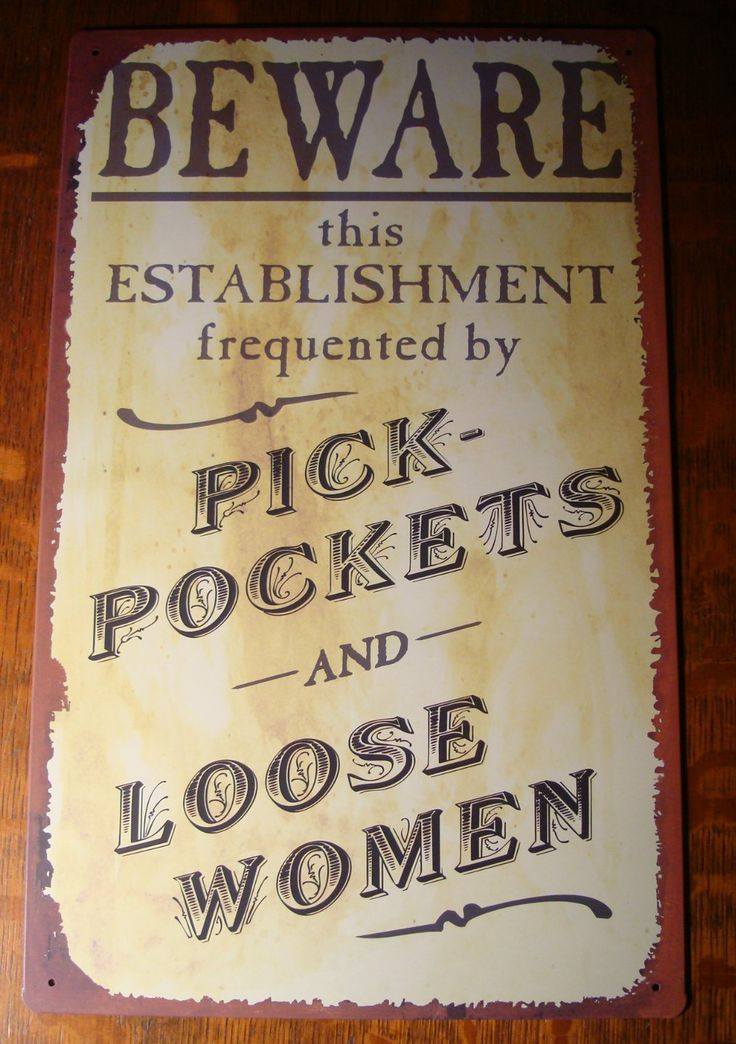 Funny old west signs details about funny country western old west saloon bar sign beware - Wild west funny ...