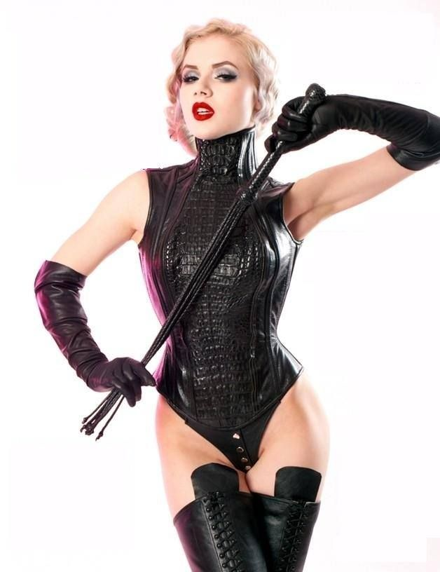 Blonde german mistresses whip slave silly 5