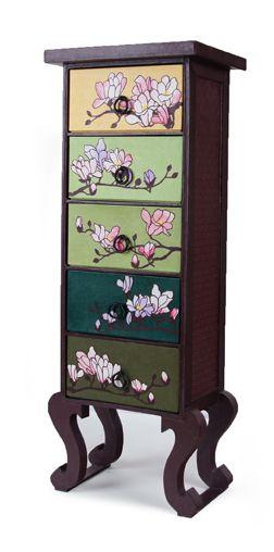hanji, handmade,www.ye-ga.com, diy 한지공예, 지천년예가, 5단코너장