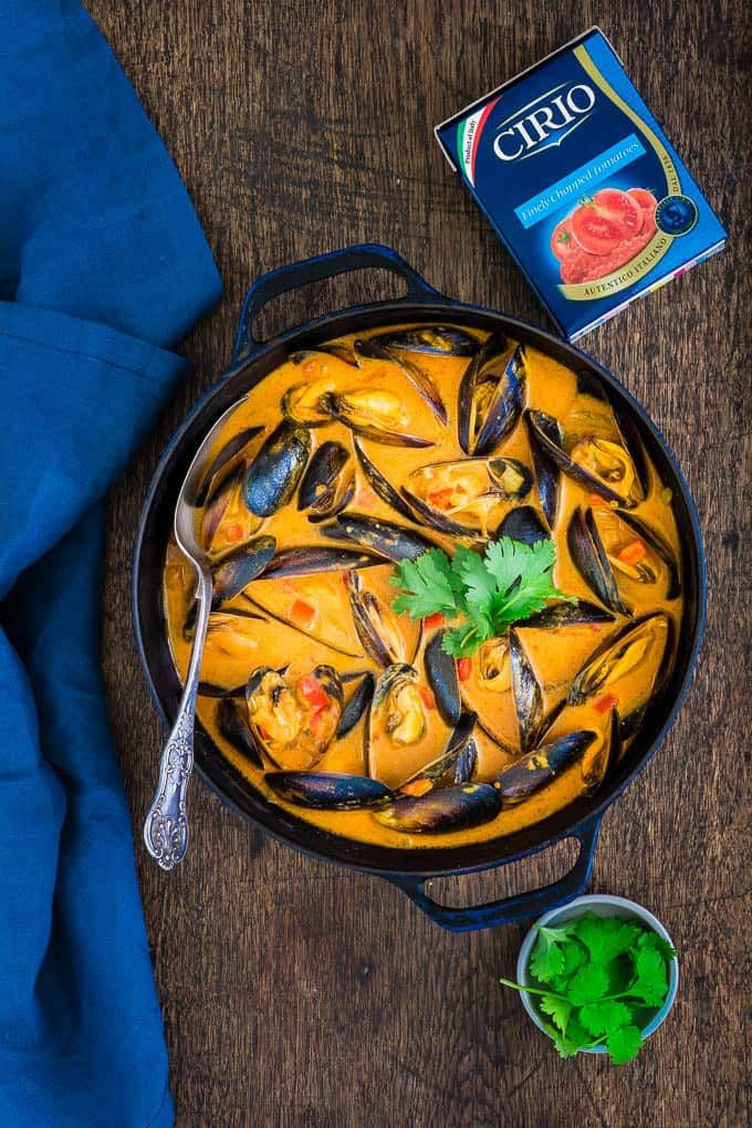 Tanzanian Mussel curry _-32   Recipes From A Pantry