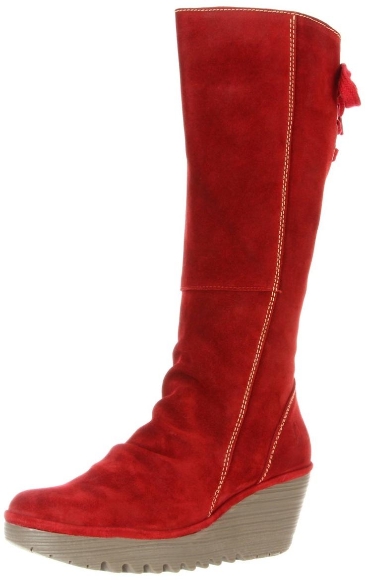 Amazon.com: FLY London Women's Yust Boot: Shoes $340