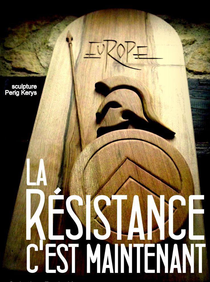 La résistance, c'est maintenant